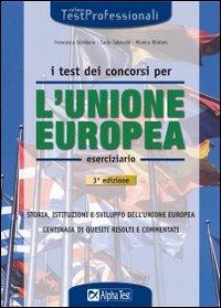 I test dei concorsi per l'Unione Europea