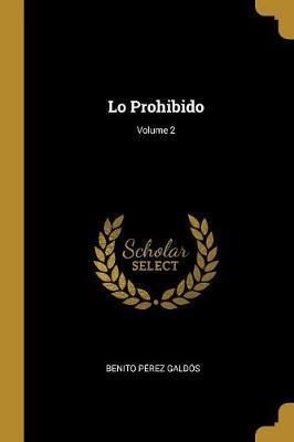 Lo Prohibido; Volume 2