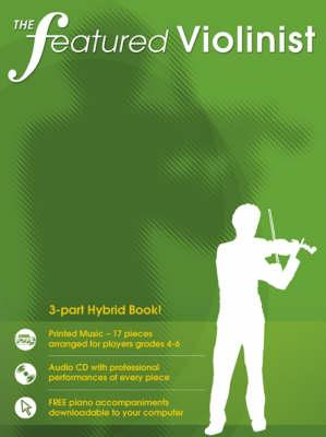 The Featured Violinist Vln Book/Cd