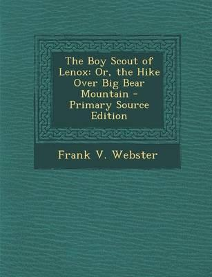The Boy Scout of Lenox