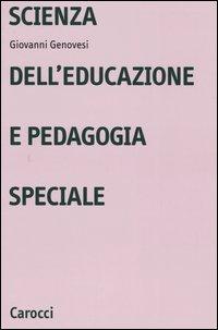 Pedagogia speciale e scienze dell'educazione