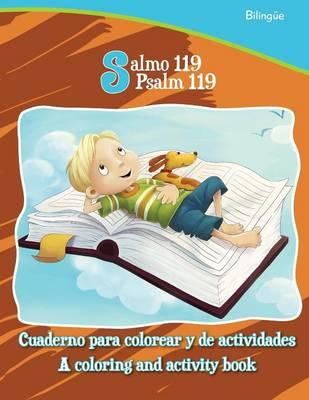 Salmo 119, Psalm 119 - Bilingual Coloring and Activity Book
