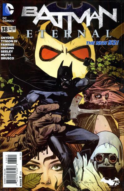 Batman Eternal Vol.1 #38