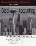 S/S/M Cost Accounting
