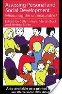 Assessing Children's Personal And Social Development
