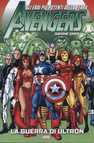 Avengers - Serie Oro vol. 4