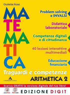Matematica: traguardi e competenze - Vol. 2