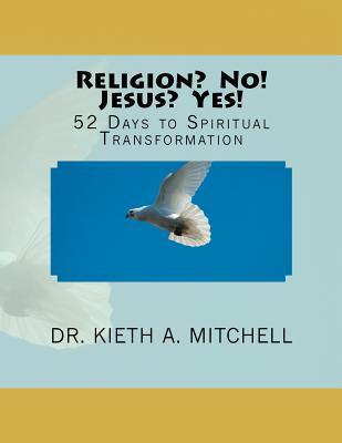 Religion? No! Jesus? Yes!