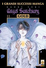 Angel Sanctuary Gold vol. 11