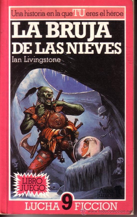 La bruja de las Nieves