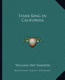 Starr King in Californi