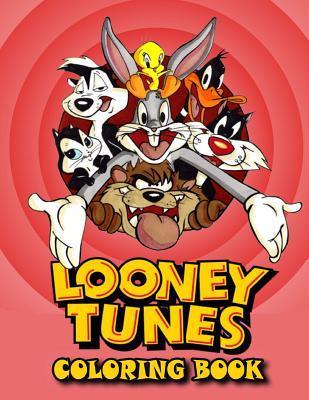 Looney Tunes coloring book