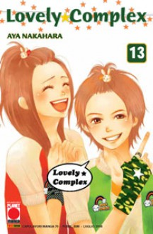 Lovely Complex - vol.13