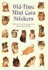 Old-Time Mini Cats Stickers