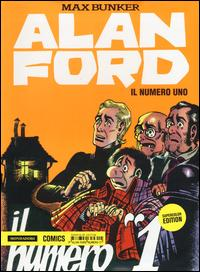 Il numero uno. Alan Ford Supercolor Edition