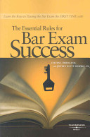 The Essential Rules for Bar Exam Success