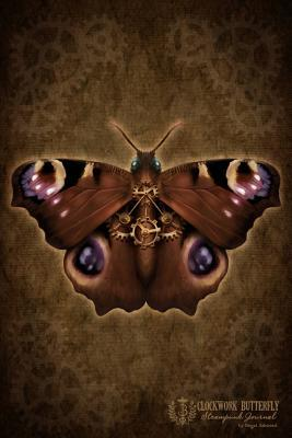 Clockwork Butterfly Steampunk Journal
