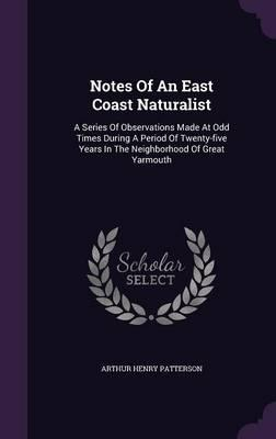 Notes of an East Coast Naturalist