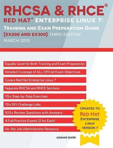 RHCSA & RHCE Red Hat Enterprise Linux 7