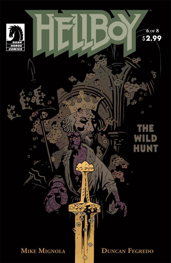 Hellboy: The Wild Hu...