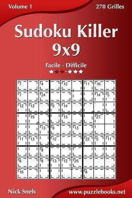 Sudoku Killer 9x9, Facile À Difficile