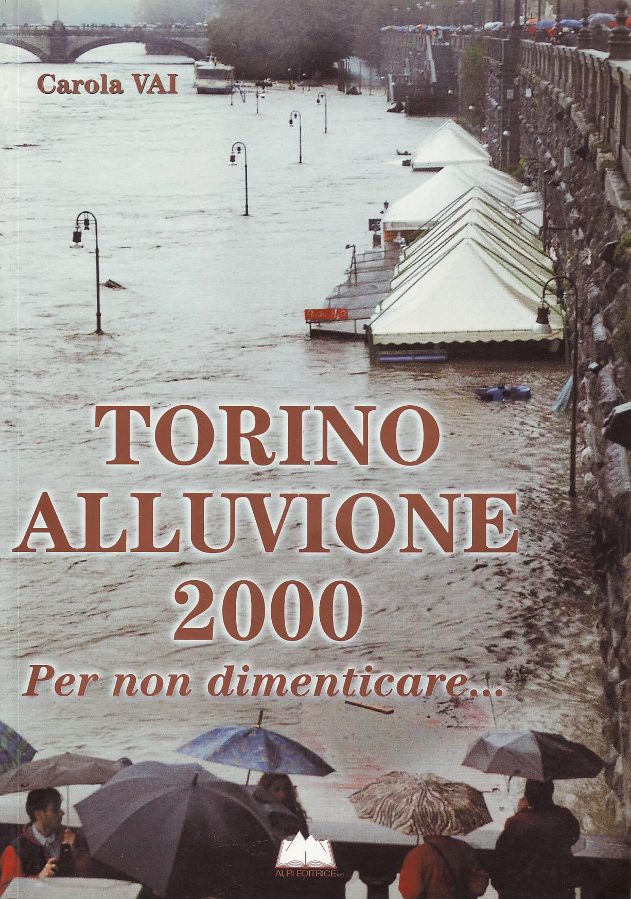 Torino, alluvione 2000