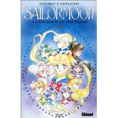 Sailormoon. 9, Uranus et Neptune