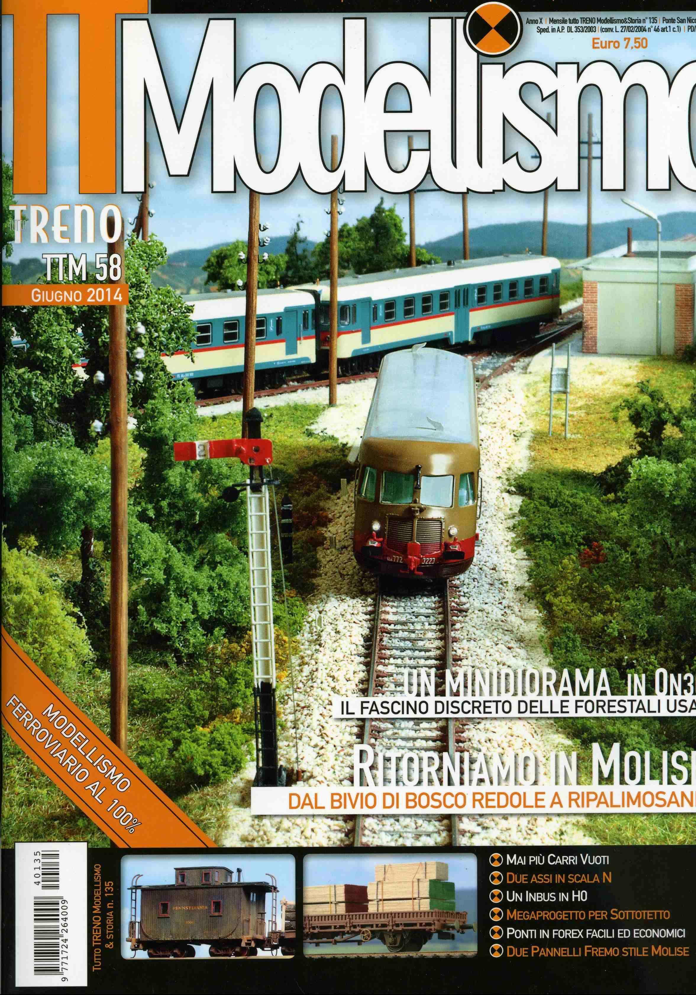 Tutto Treno Modellismo - n. 58