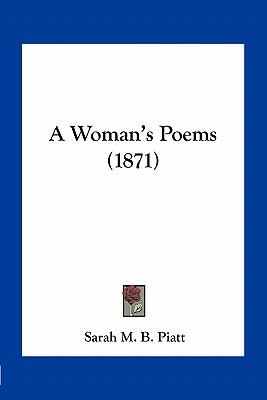 A Woman's Poems (187...