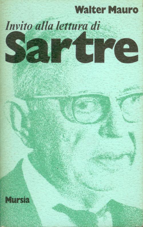 Invito alla lettura di Jean-Paul Sartre