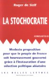 La stochocratie