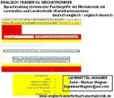 CD-ROM Englisch Trainer Für Mechatroniker