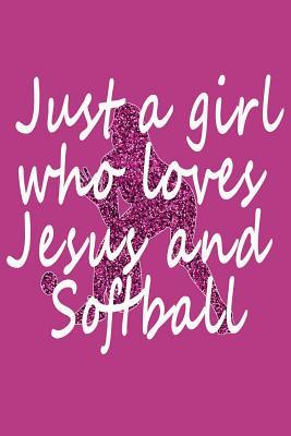Just a Girl who loves Jesus and Softball