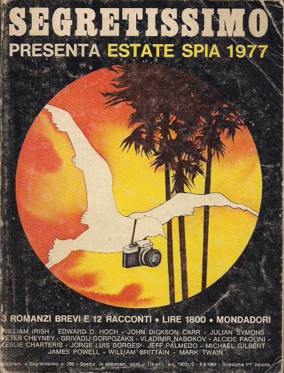 Segretissimo Estate Spia 1977