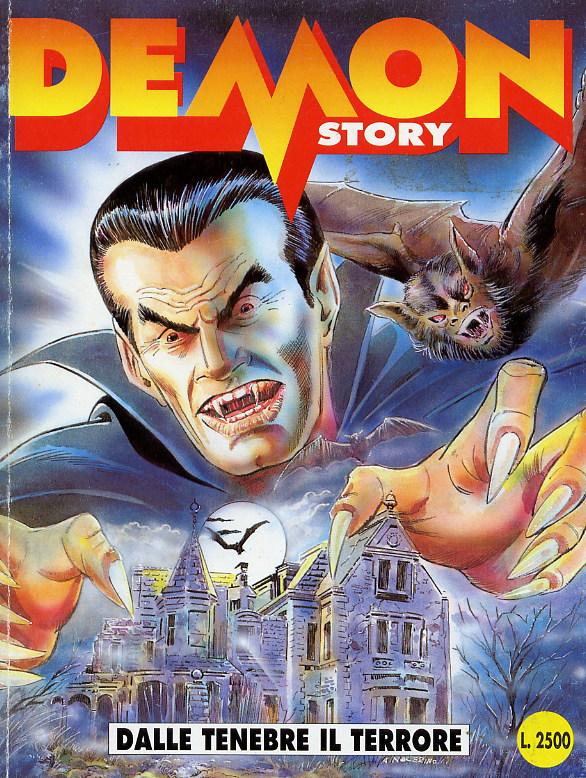 Demon Story n. 3