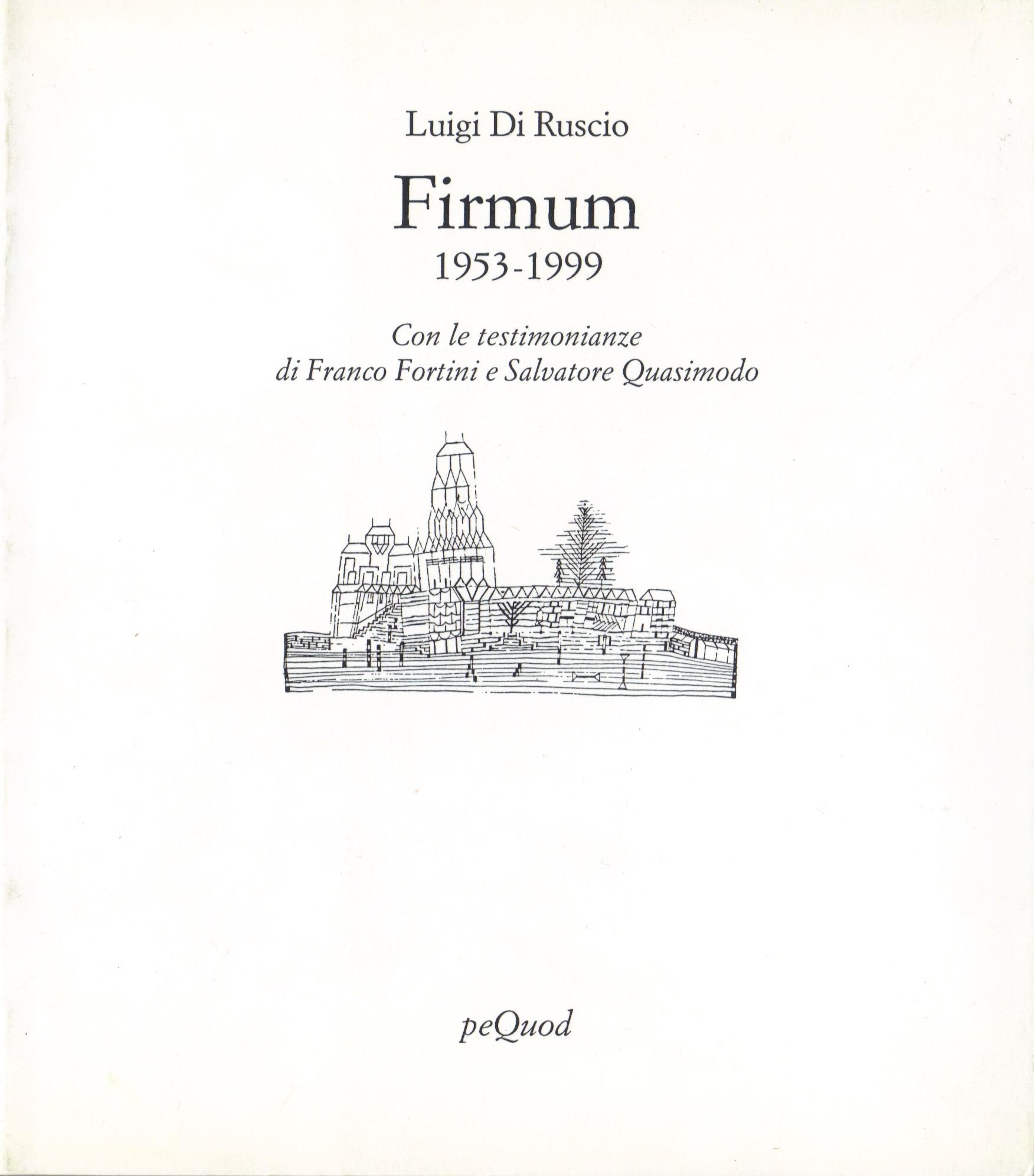 """""""Firmum"""""""