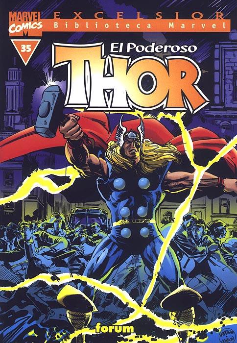 Biblioteca Marvel: Thor #35 (de 37)
