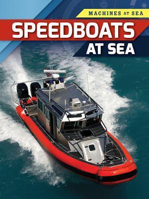 Speedboats at Sea