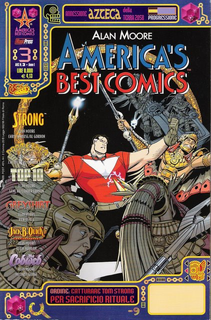 America's Best Comics vol. 03
