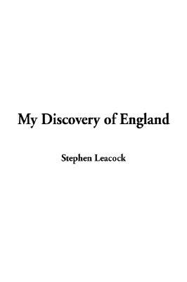 My Discovery of Engl...