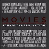 Movies. Sound! camera! action! Ediz. illustrata. Con 8 CD Audio