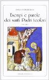 Esempi e parole dei santi Padri teofori - Vol. 1