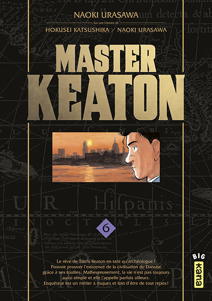 Master keaton, Tome 6