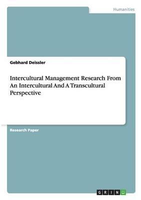 Intercultural Manage...