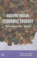 Ancient Indian Economic Thought
