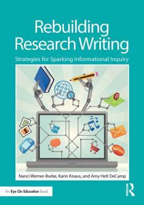 Rebuilding Research Writing