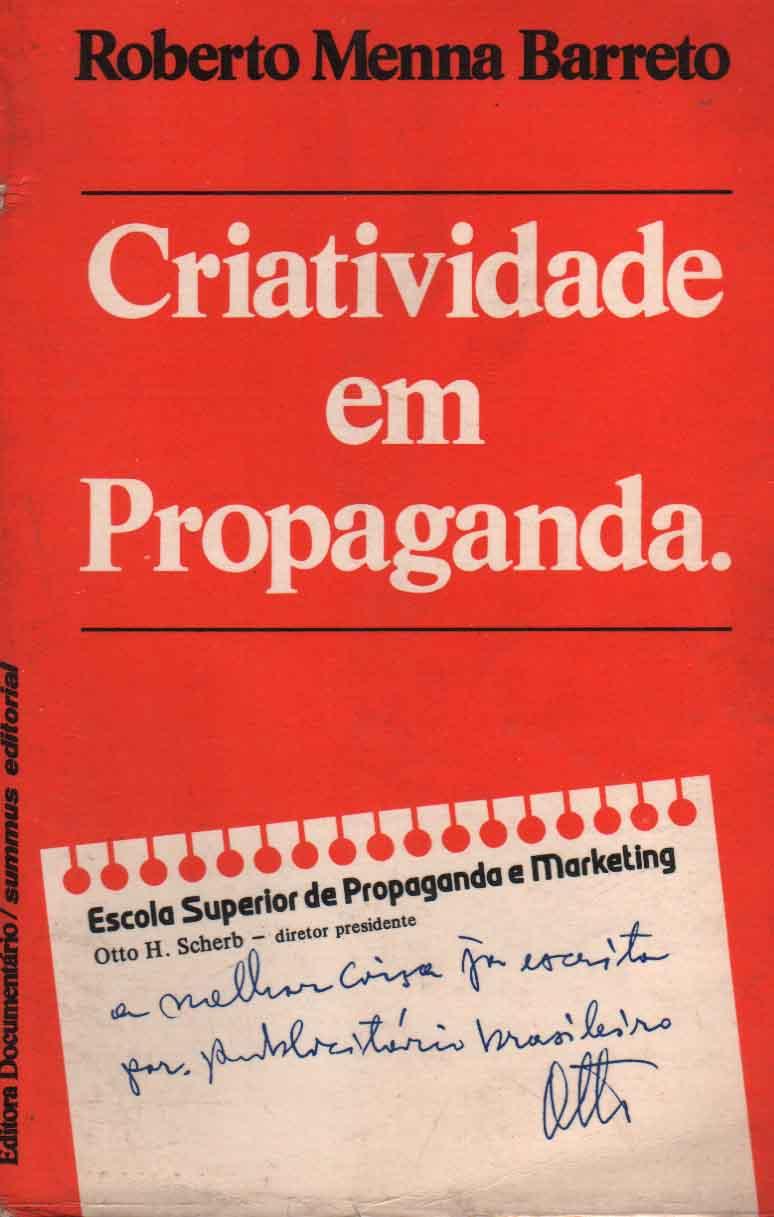 Criatividade em Propaganda
