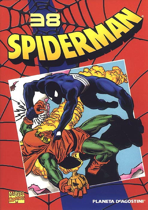 Coleccionable Spiderman Vol.1 #38 (de 50)