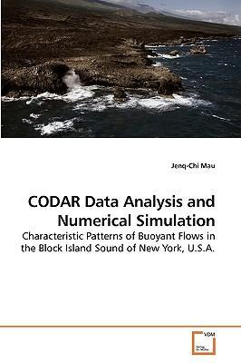 CODAR Data Analysis and Numerical Simulation