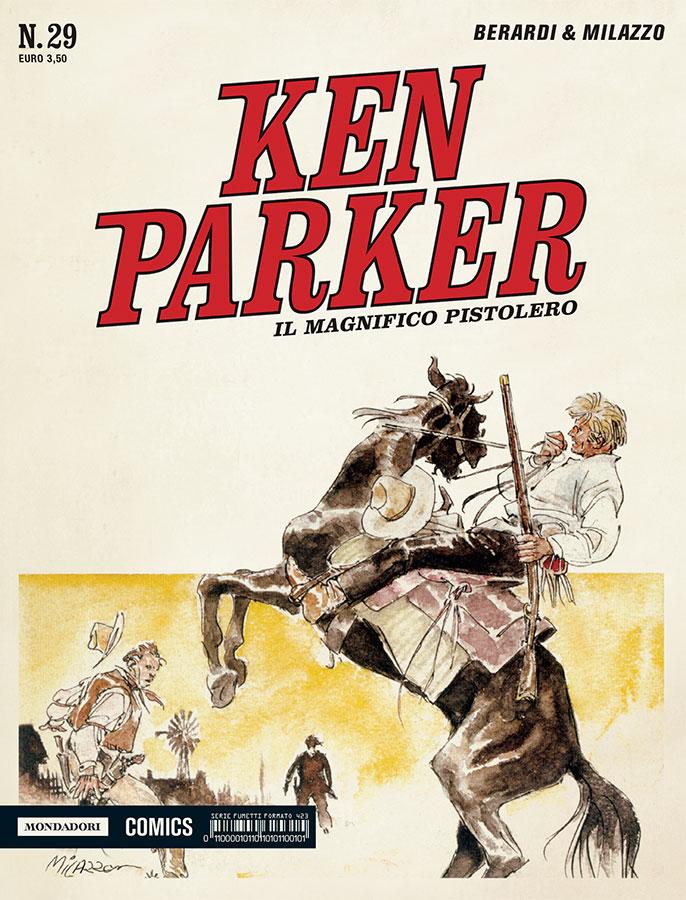 Ken Parker Classic n. 29